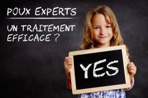 Poux Experts : Un traitement efficace contre les poux