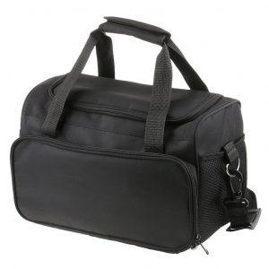 sac matériel médical noir