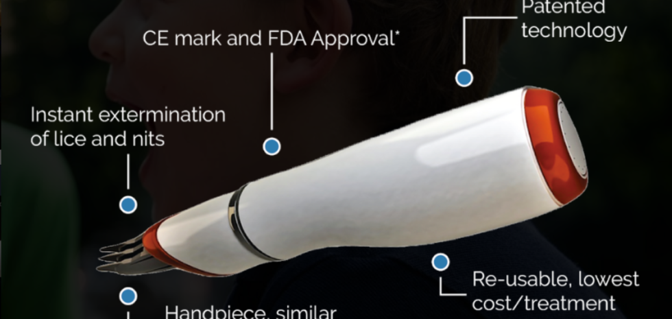 dispositif anti poux