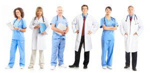 Professionnel de santé des poux