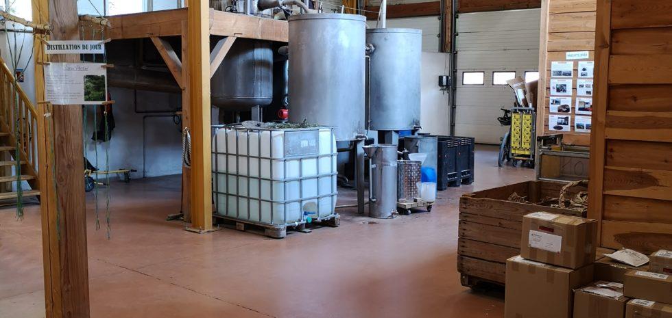 Notre producteur d'huiles essentielles Bio